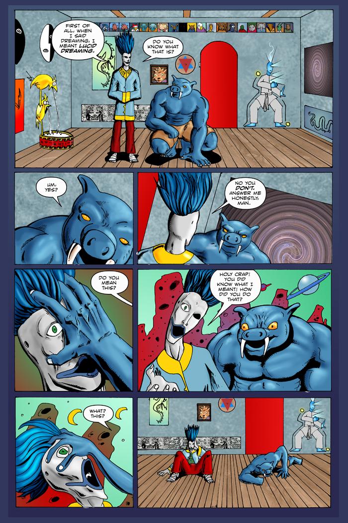 One Eyed Jack # 2 page 15