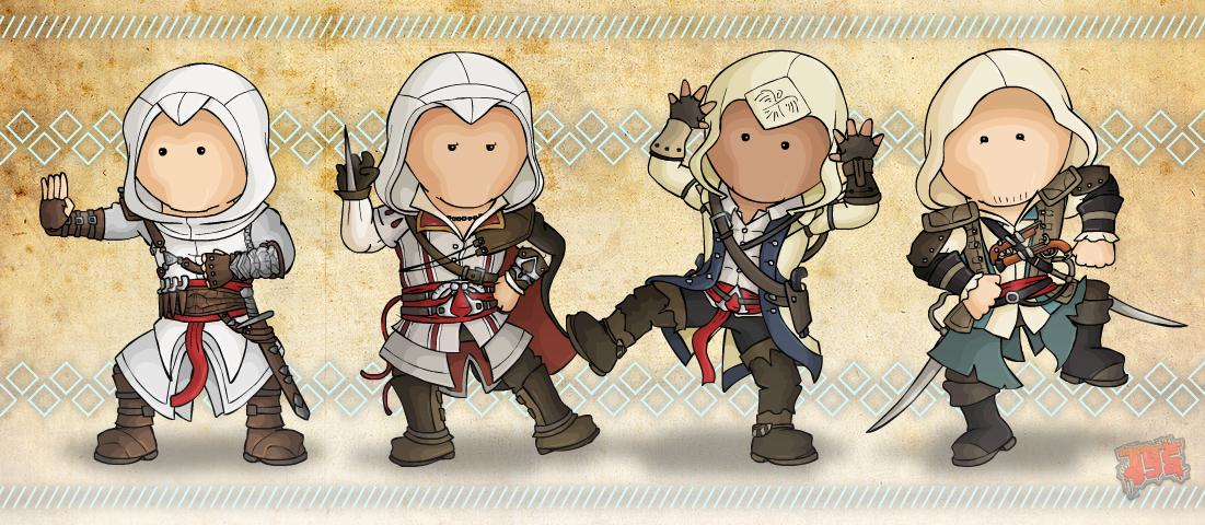 Pocket Assassins