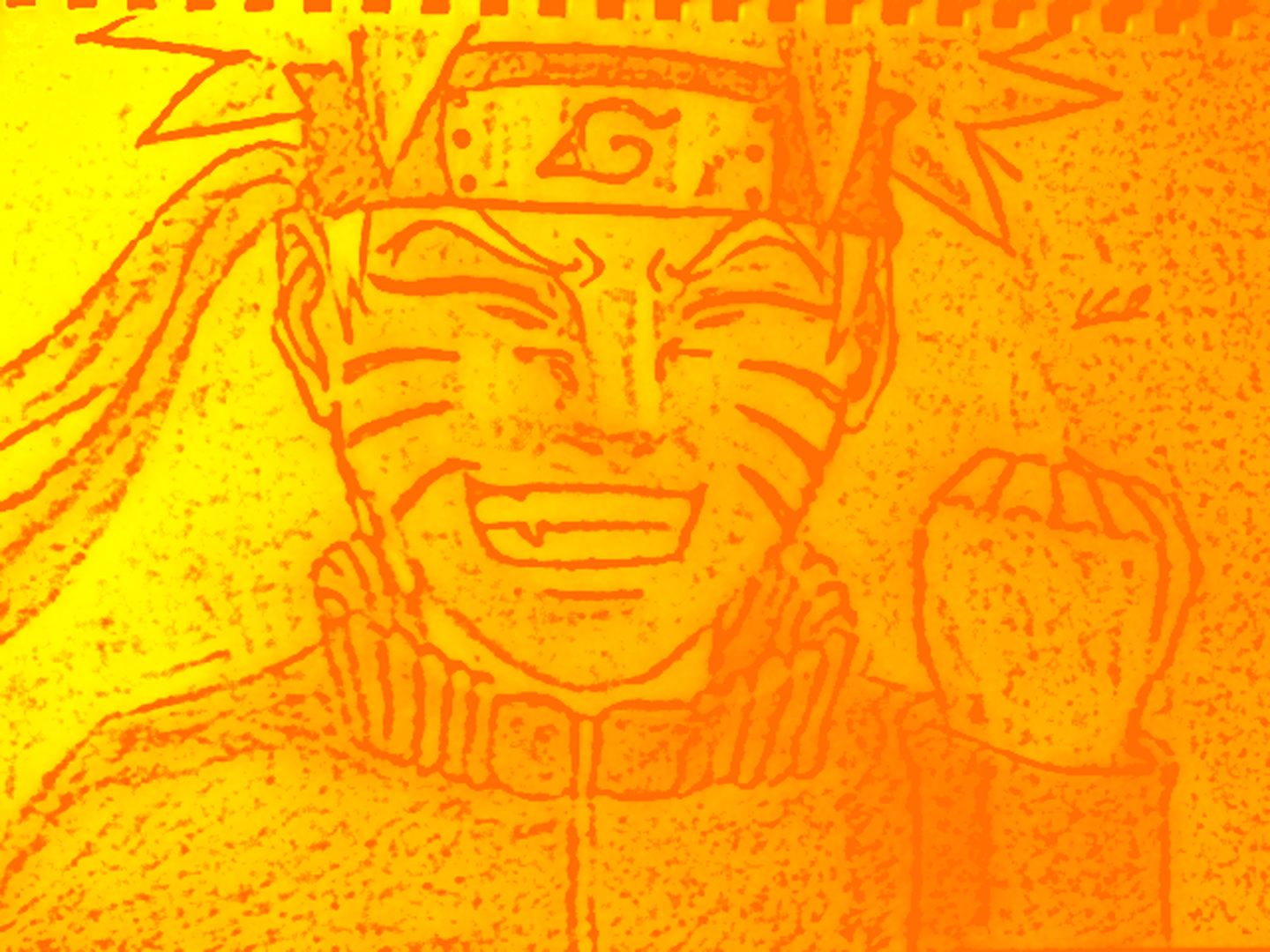 naruto fan art