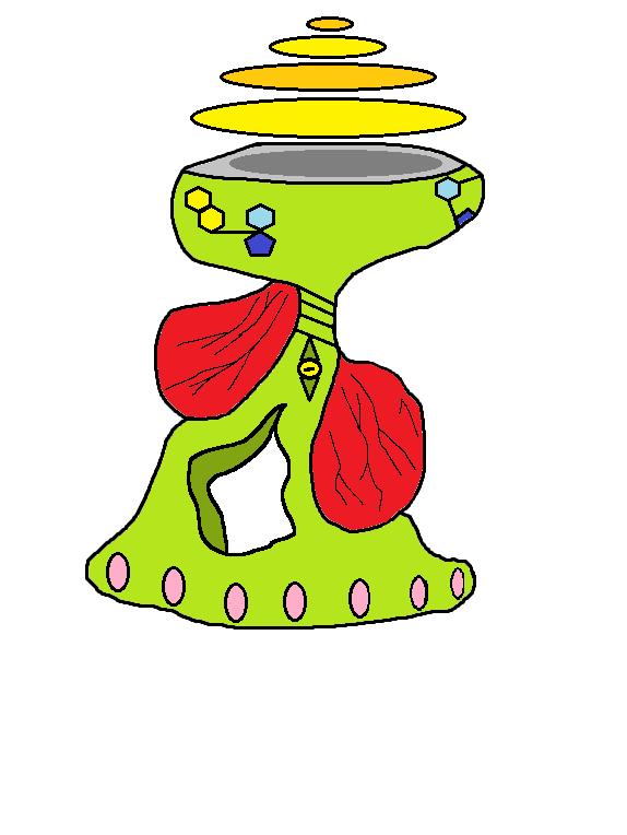 Semi-Organic Alien