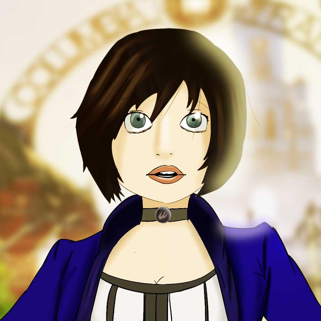 Elizabeth - Bioshock Infinite