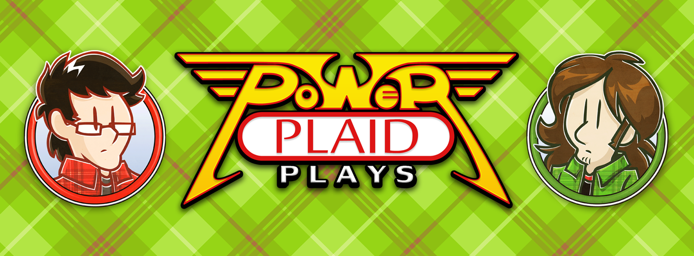Power Plaid Plays Portraits