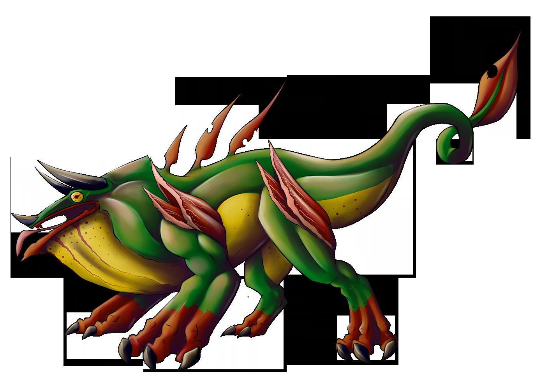 Pitcher Chameleon