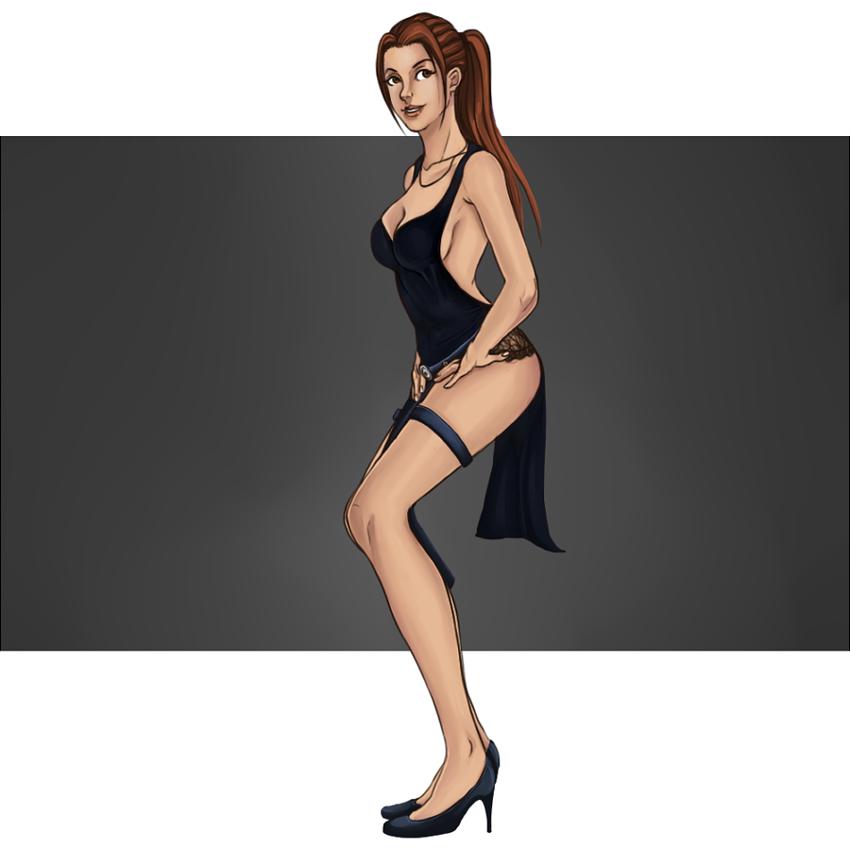 That sexy Tomb Raider