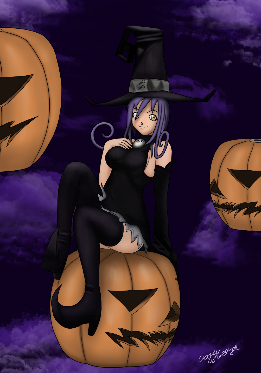 Halloween - Witch Blair