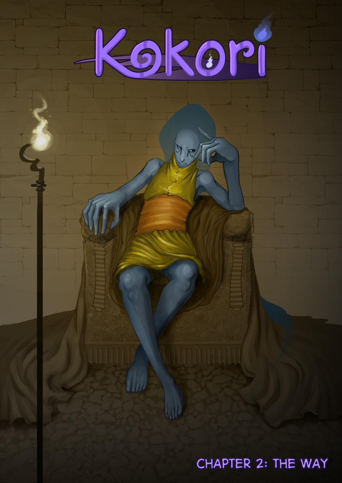 Kokori Ch.2 Cover