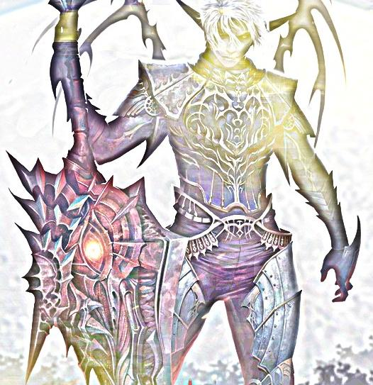 A Lineage2 art from me