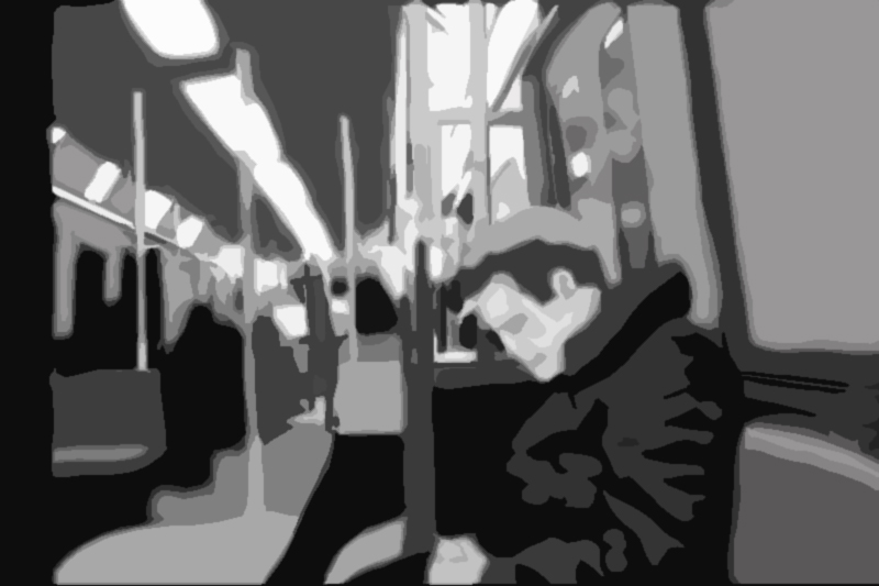 friday on train