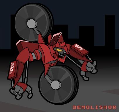 TF - Demolishor