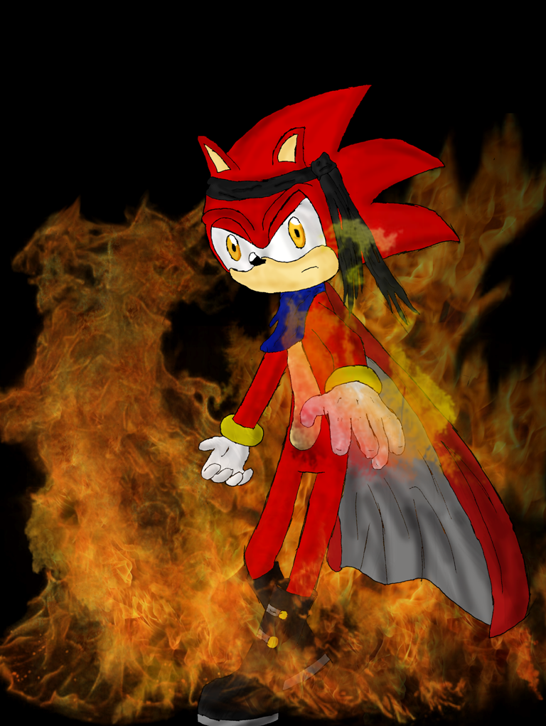 King of Flames