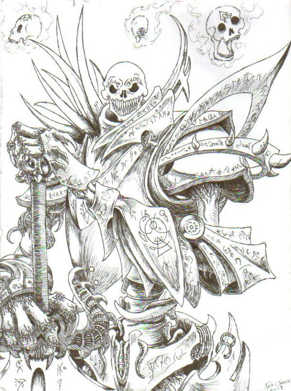 Bone Guardian