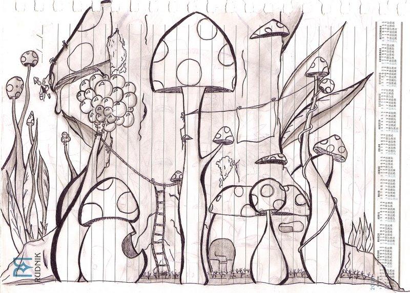 Mushroom City 3