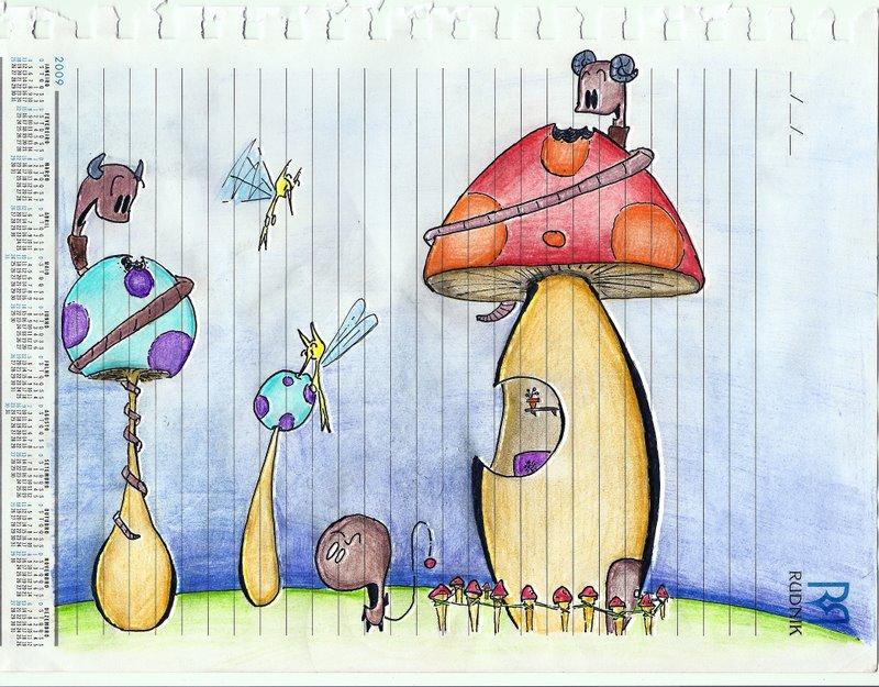 Mushroom City 4