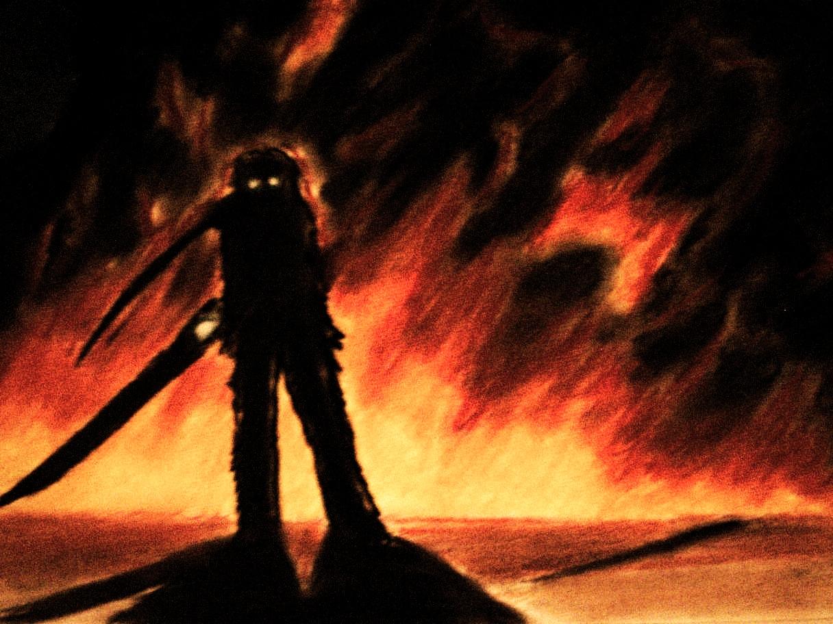 battle fire
