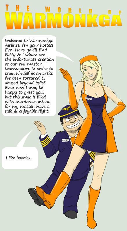 Warmonkga Airlines