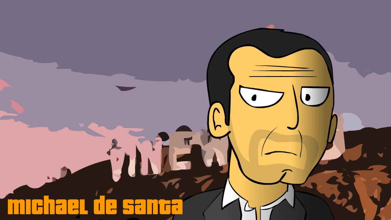 Michael De Santa - GTA V
