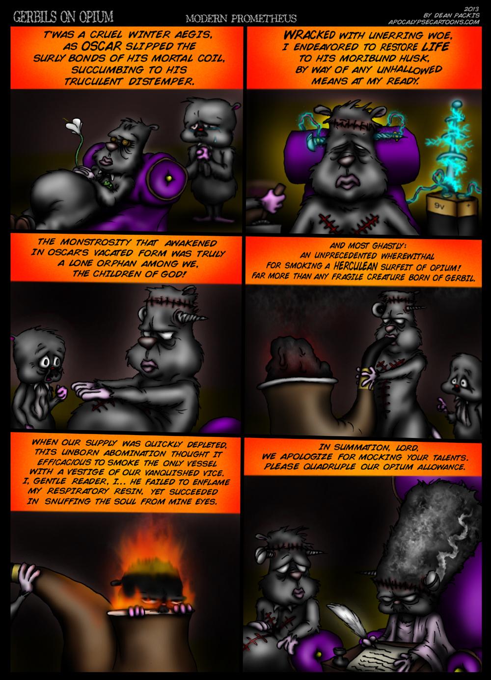 Gerbils on Opium comic 008