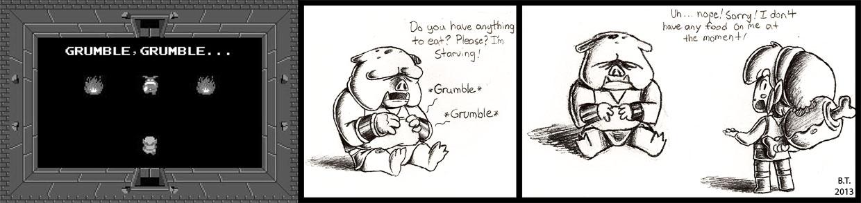 Grumble, Grumble...