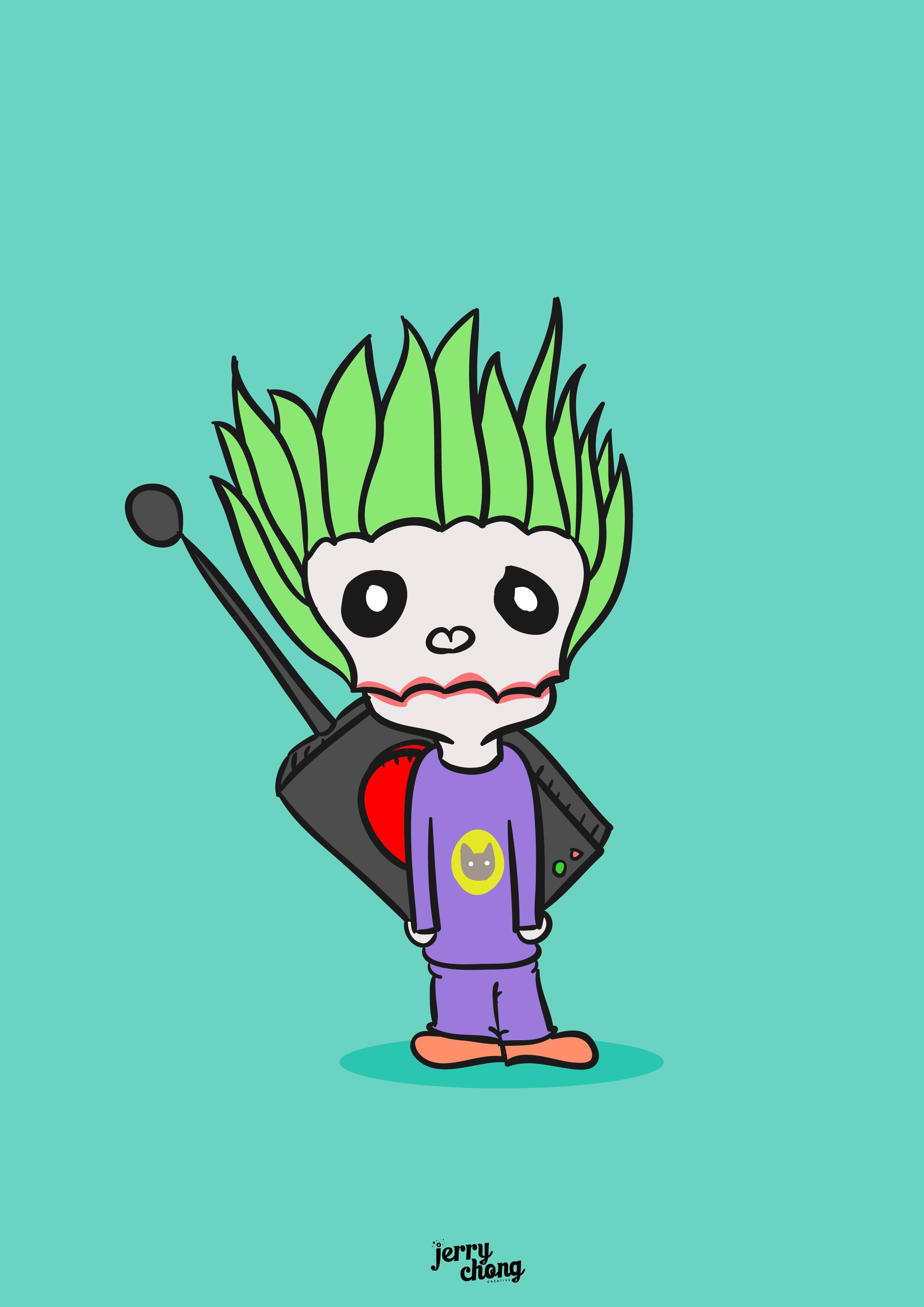 JokerThe Junior