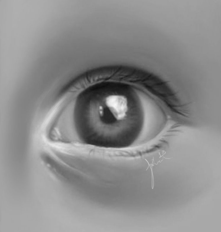 Plain Ol' Eye