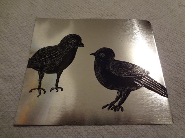 The Birds - Metal Version