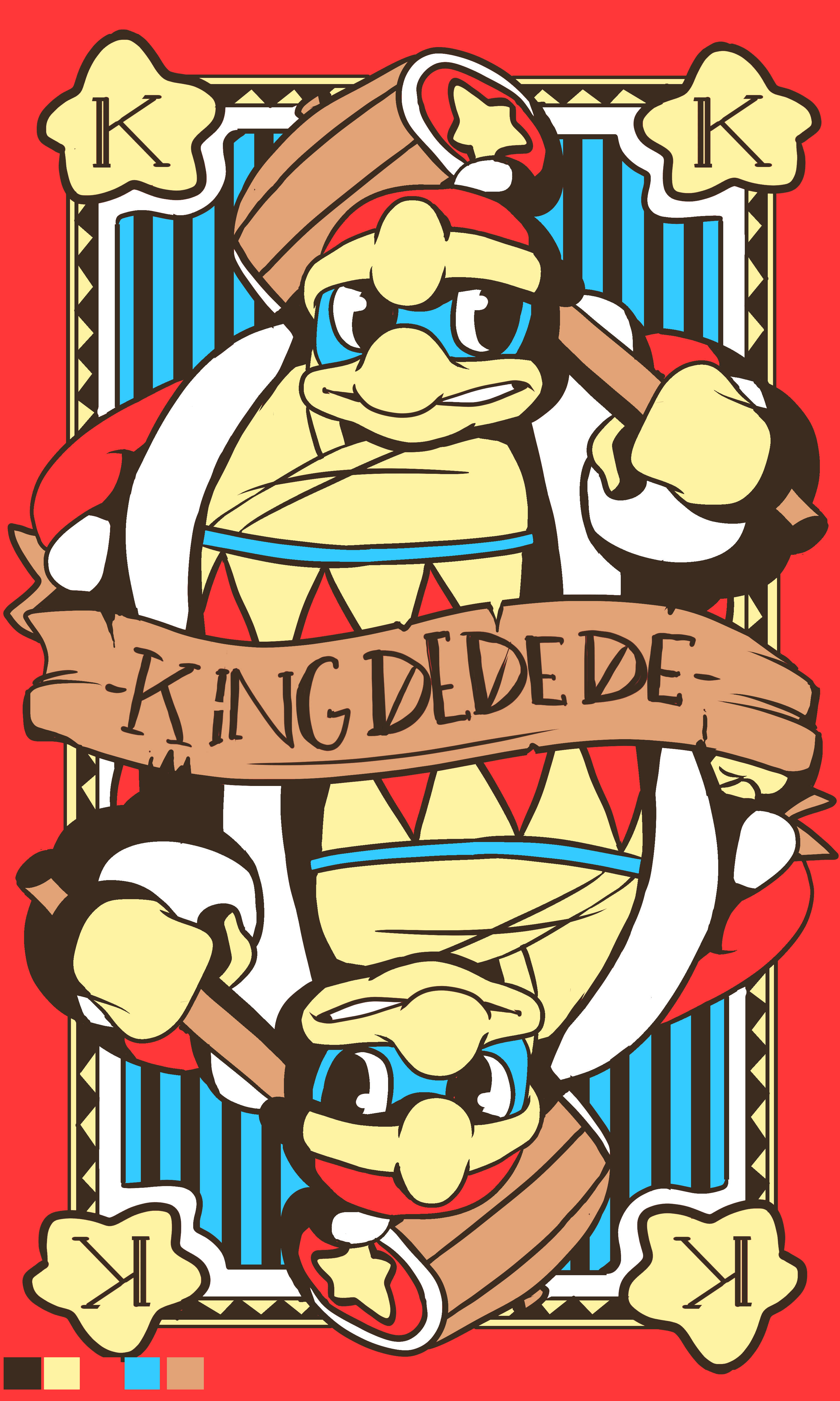 King Dedede T-shrit