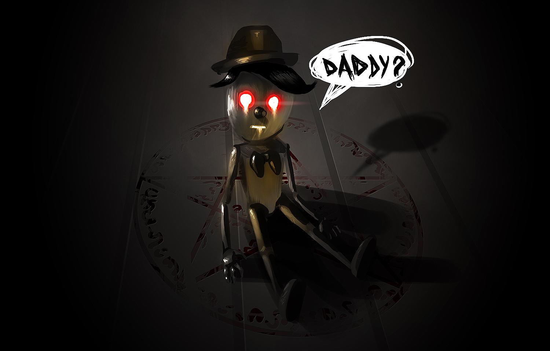 """Daddy?"""