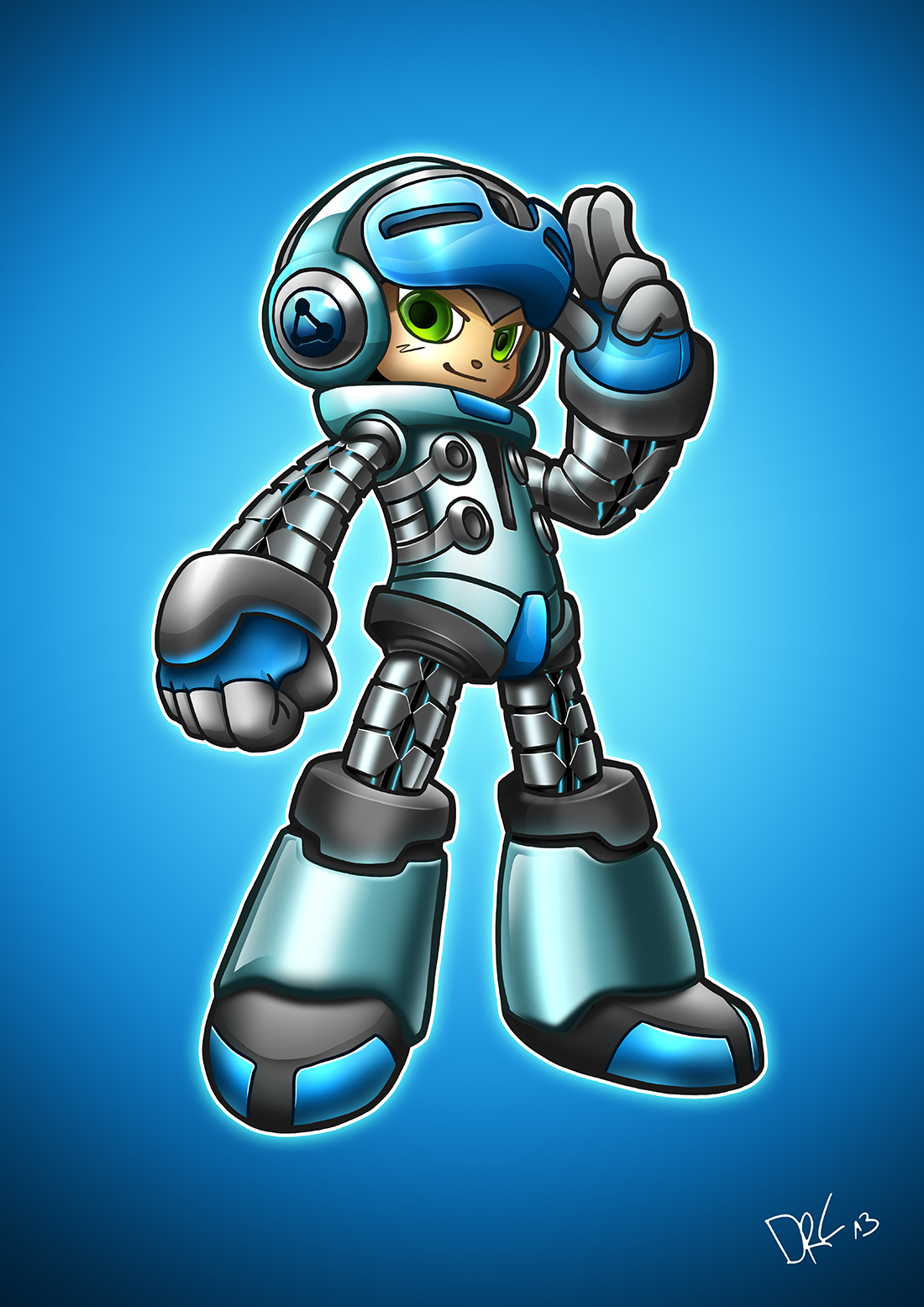Beck - Mighty No. 9