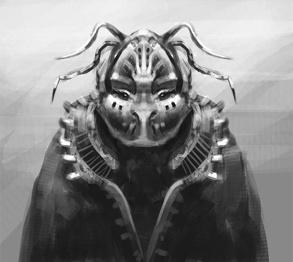 Alien Queen Thing...