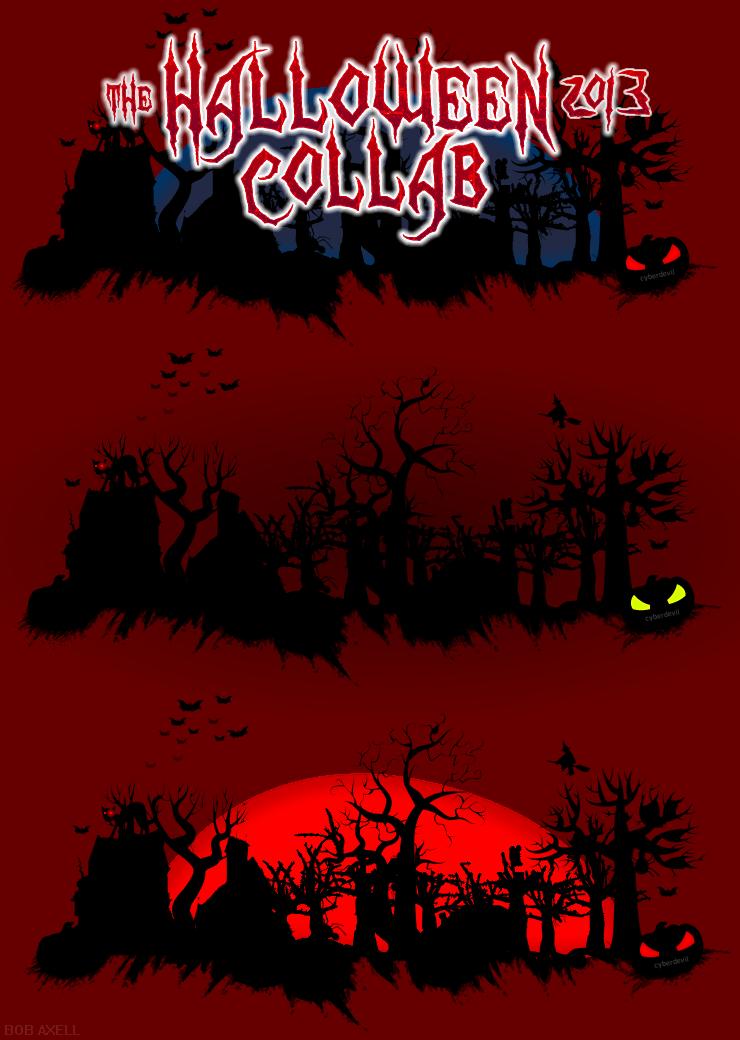 Halloween Collab 2013 Logo