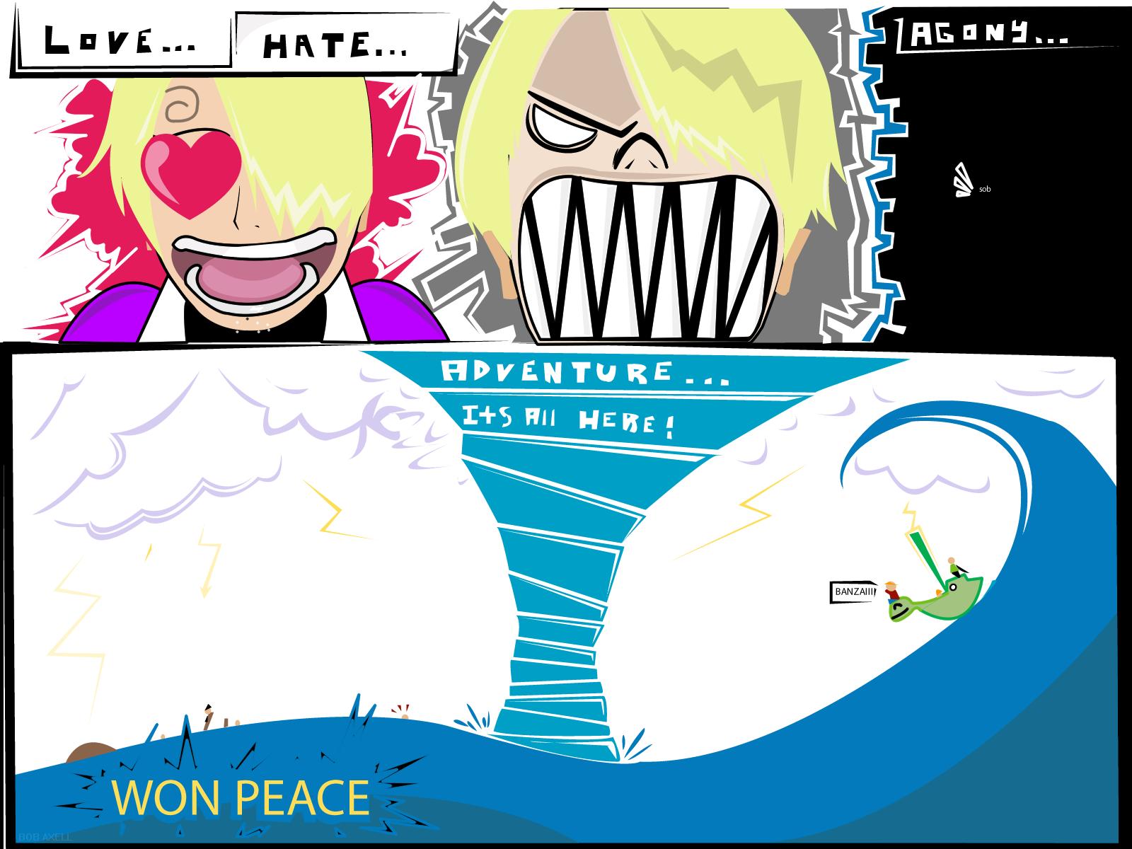 Won Peace (pt 2/6)