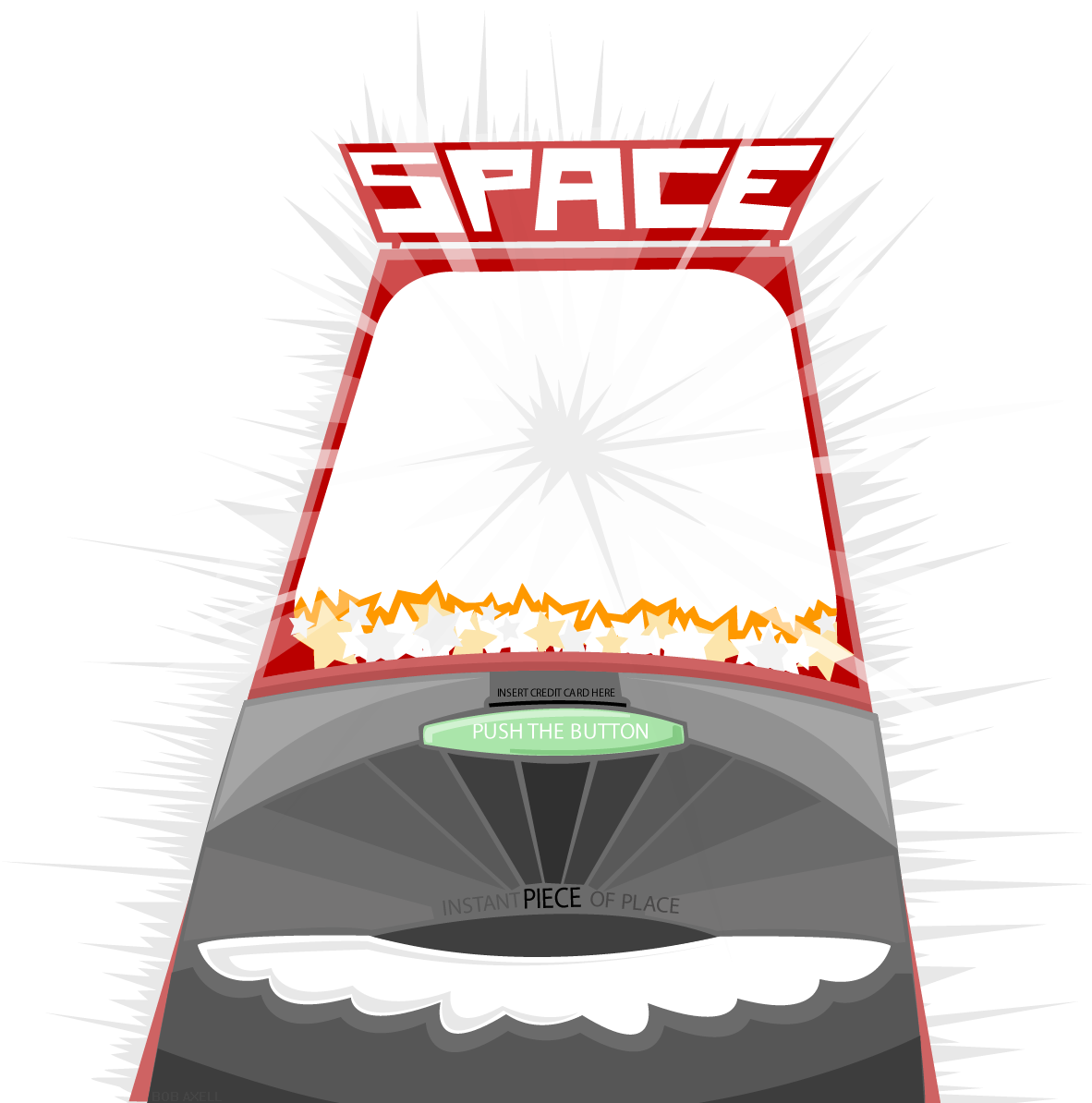 Space Vending Machine