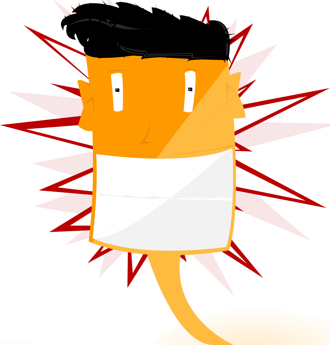 Randomly Drawn Dude