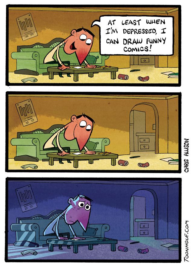 Cartoonist Block