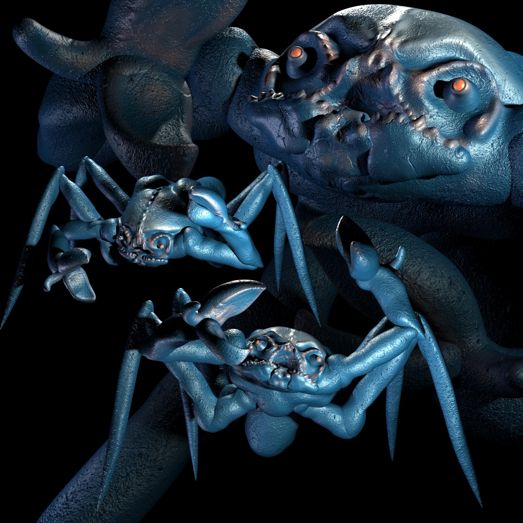 The Harvest: Crab Monster