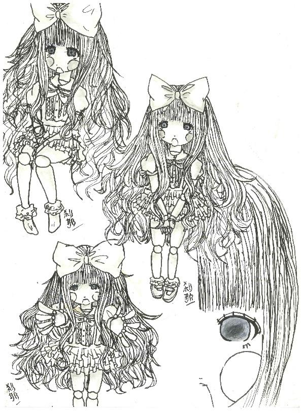 Little Doll#2
