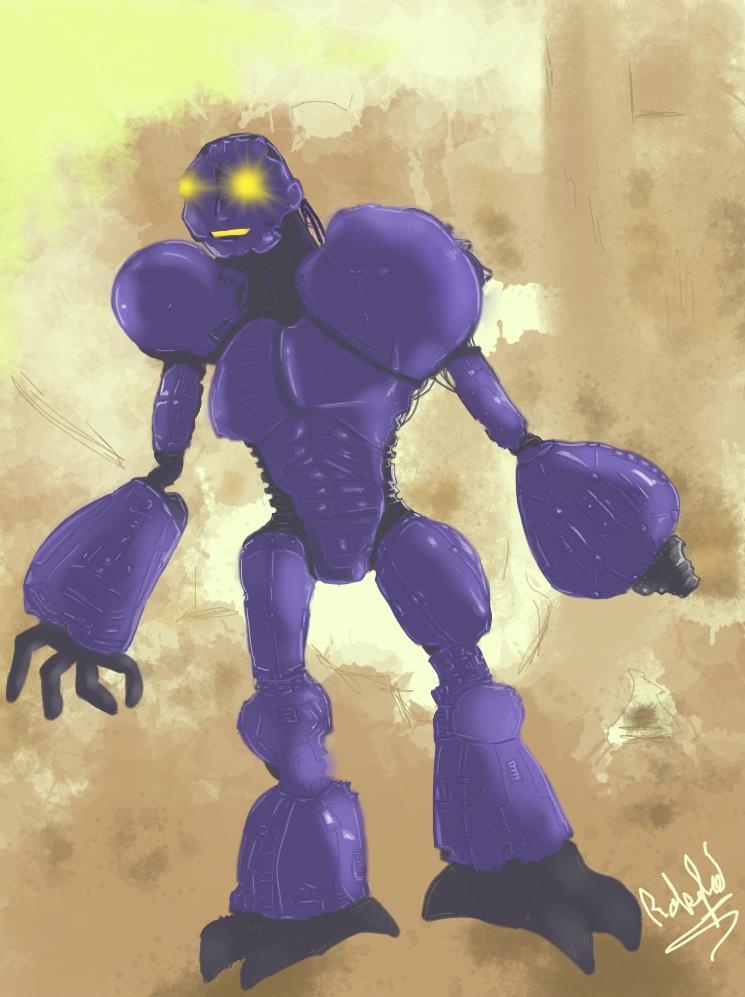 Robo man