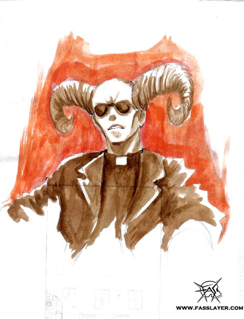 Devil Priest