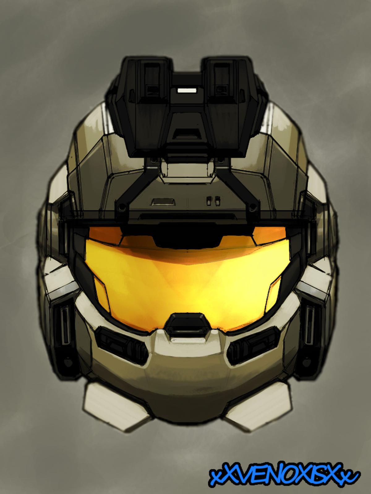 halo reach jorge helmet