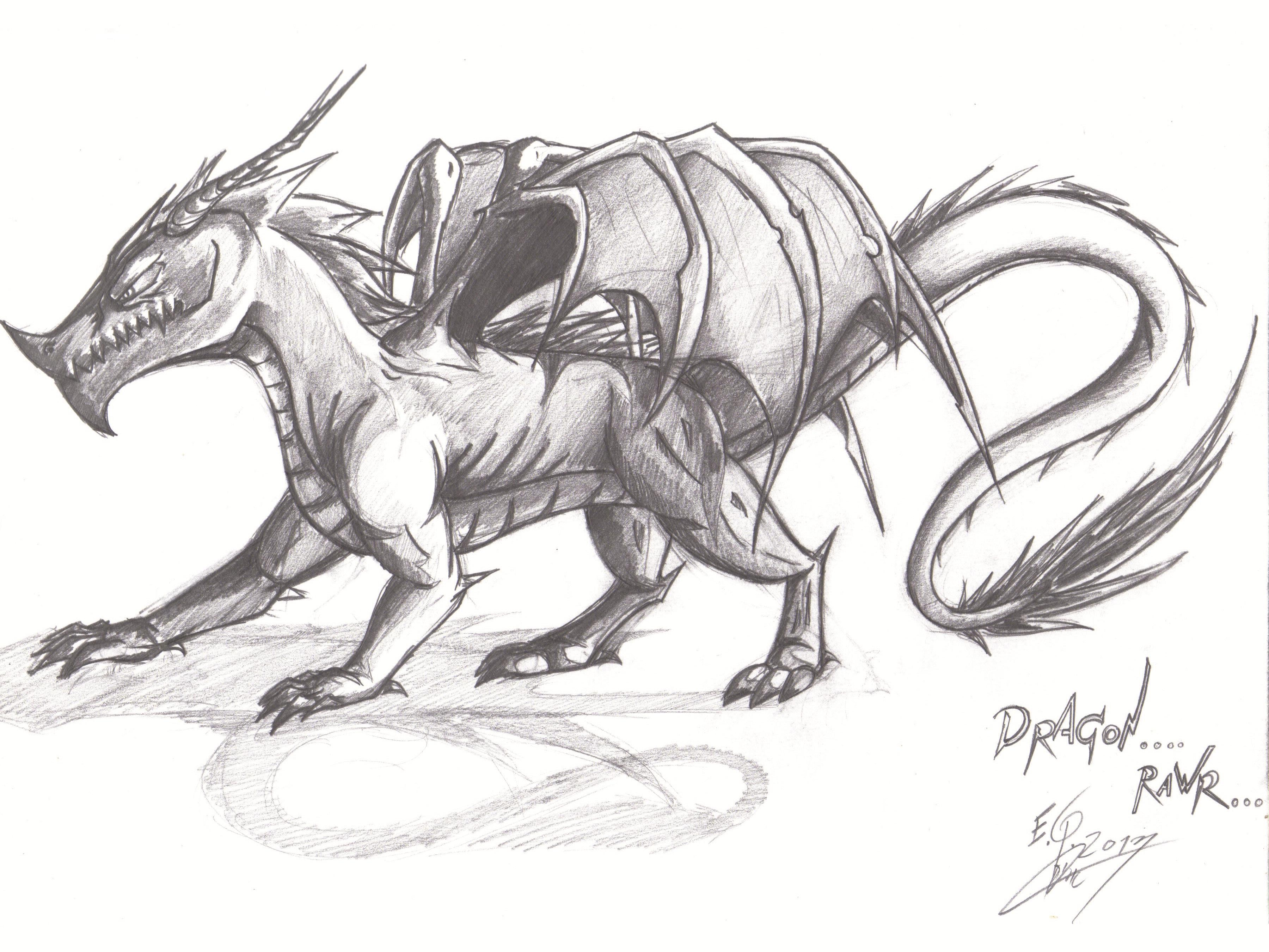 Dragon....rawr...
