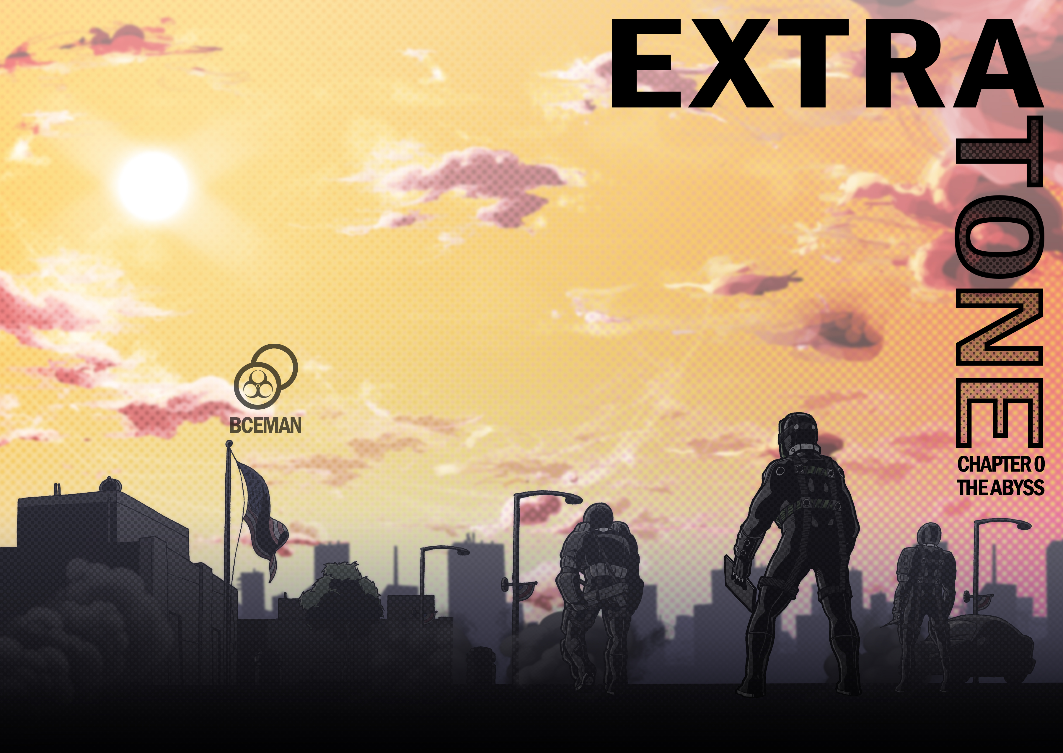 EXTRATONE THE ABYSS cover