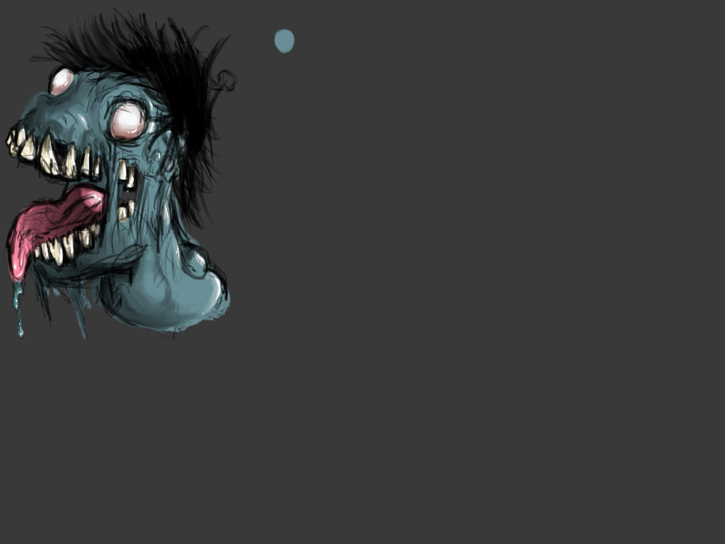 Mutant zombie thingy