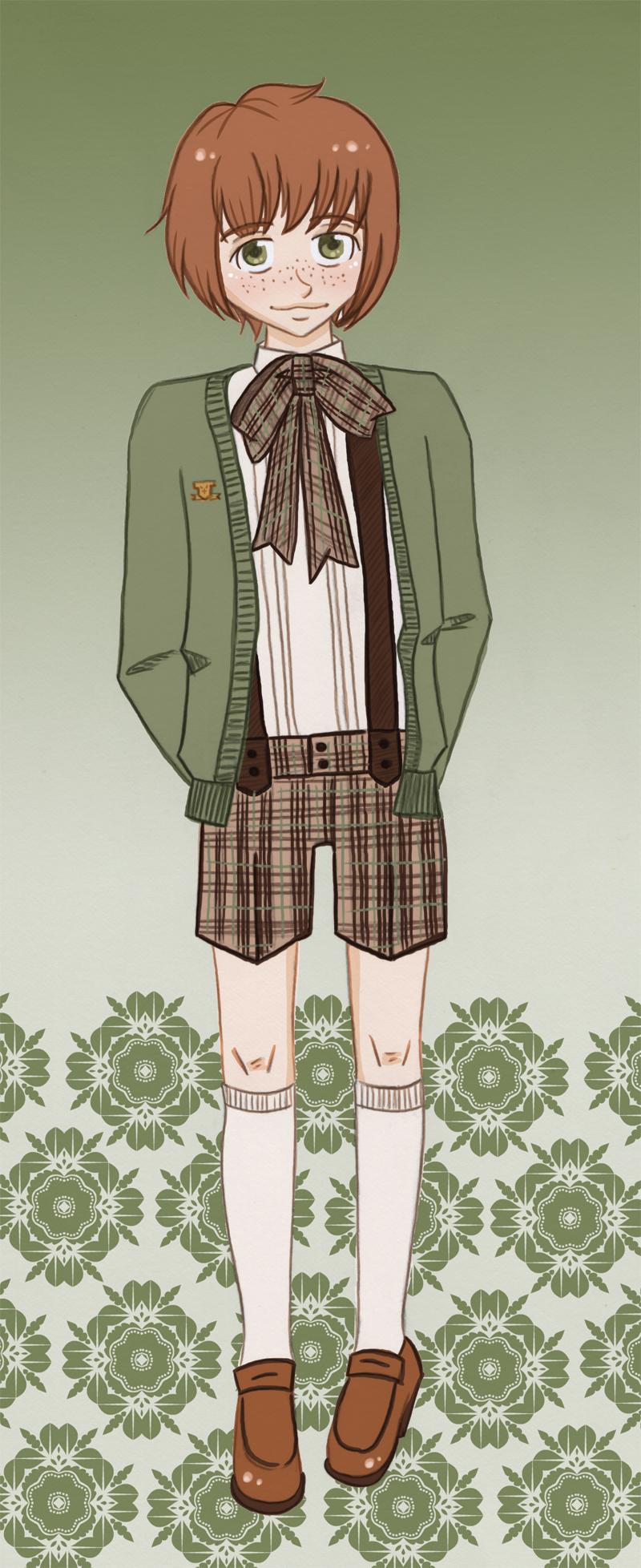 Aidan - Uniform