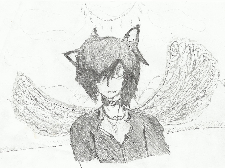 Neko Drawing EDIT