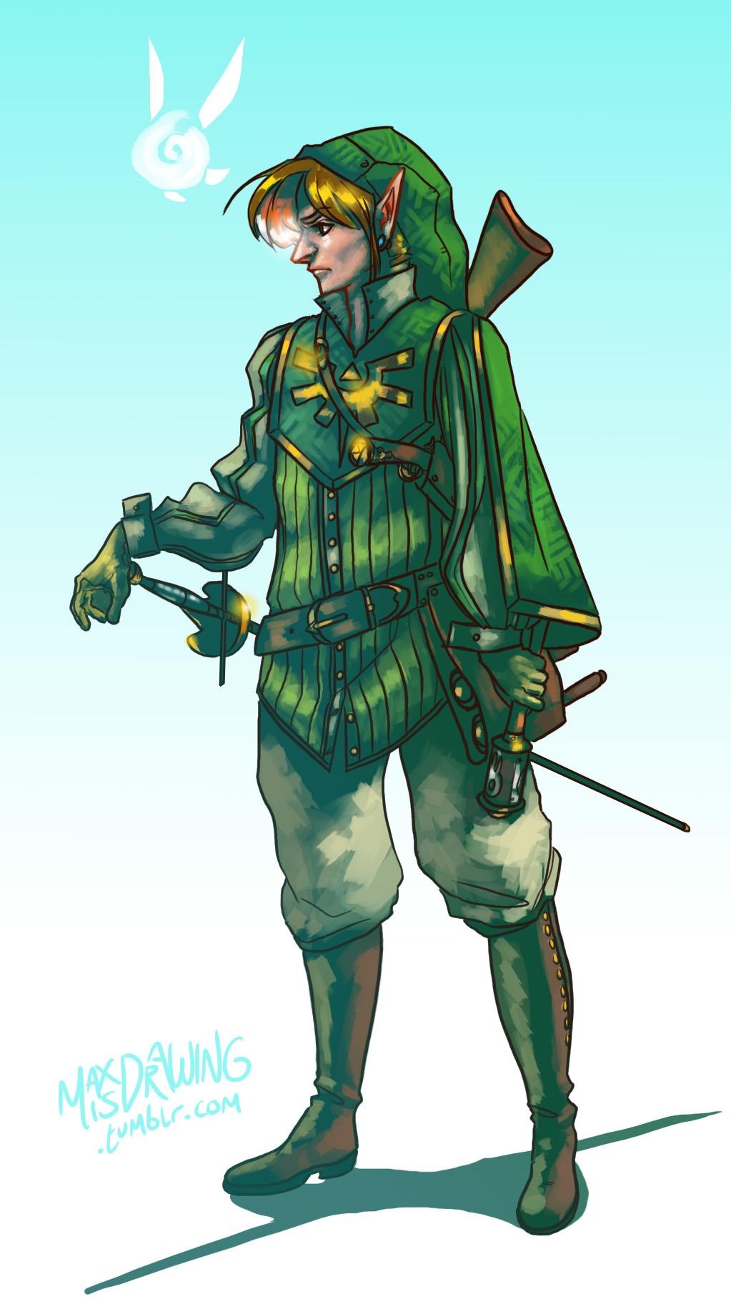 Musketeer Link