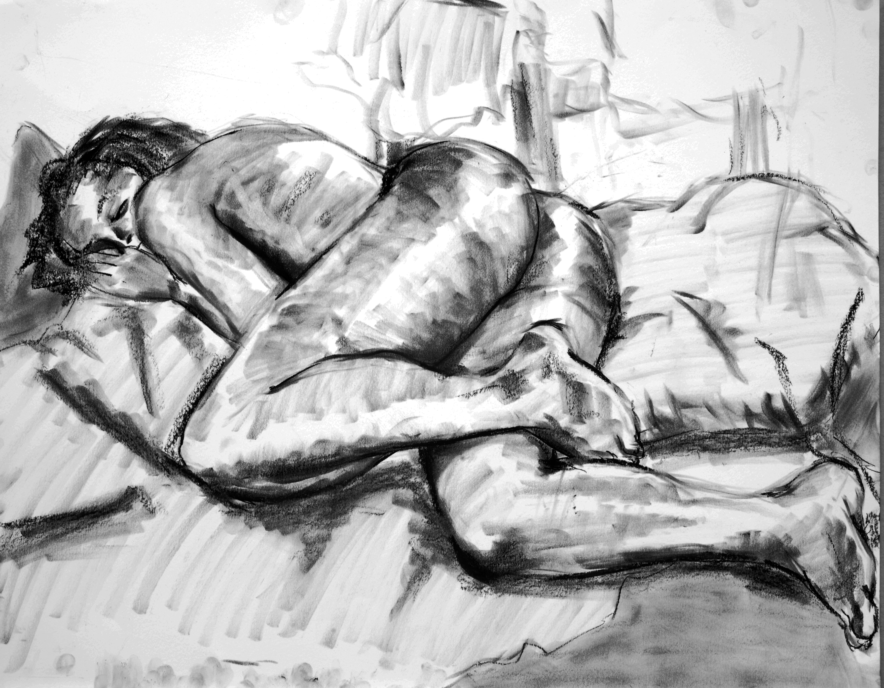 Another Reclining Nude