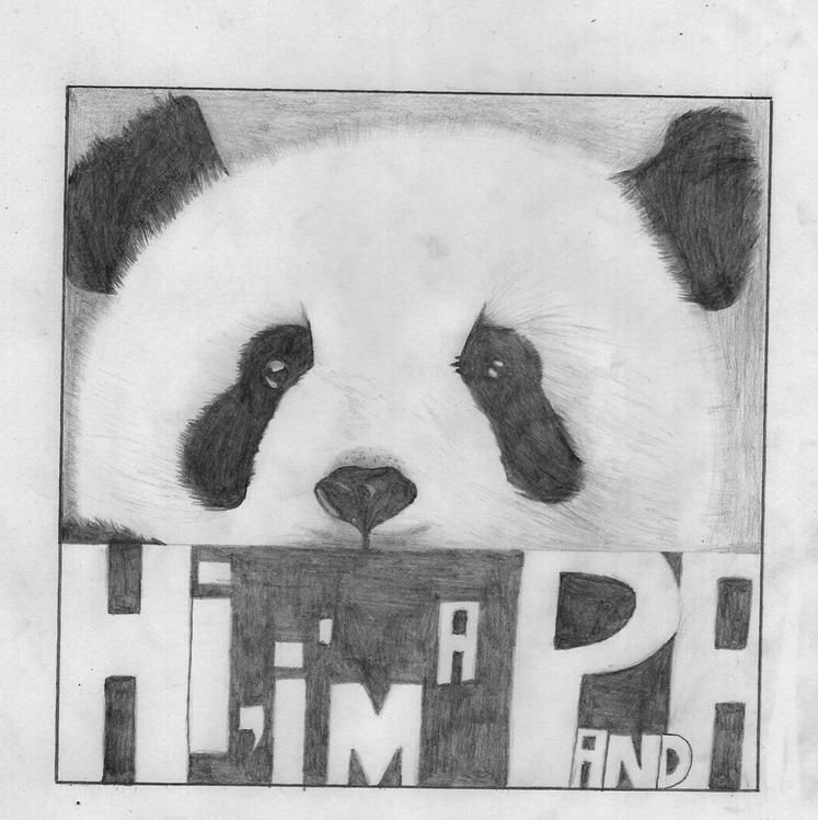 Hi, I'm a Panda