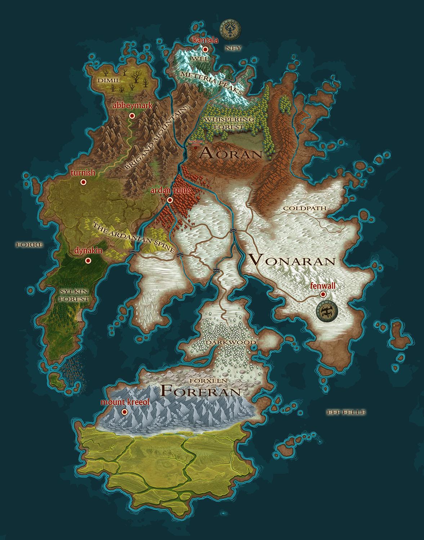 Lorestrome Map 01
