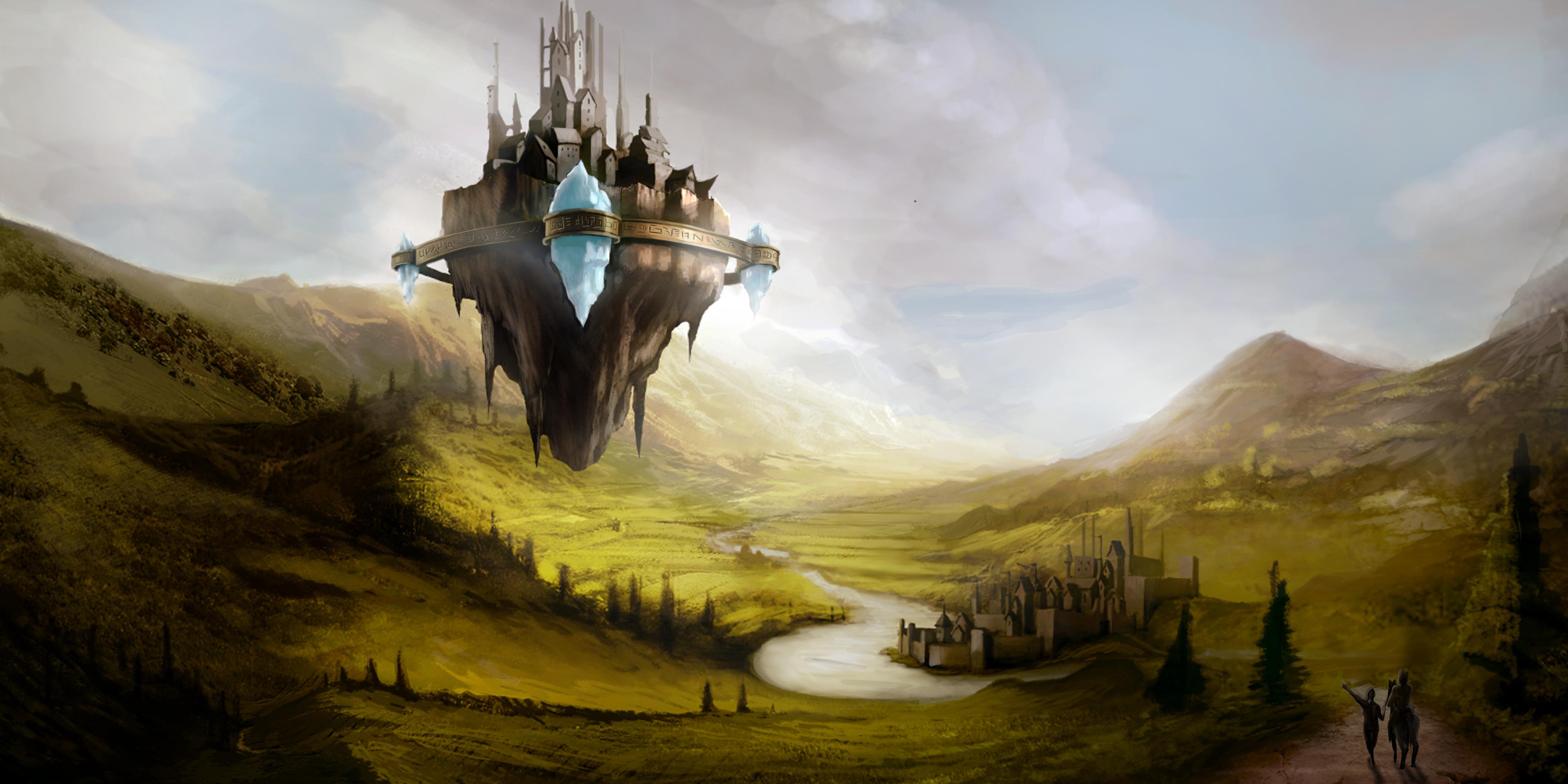 The Wandering Castle