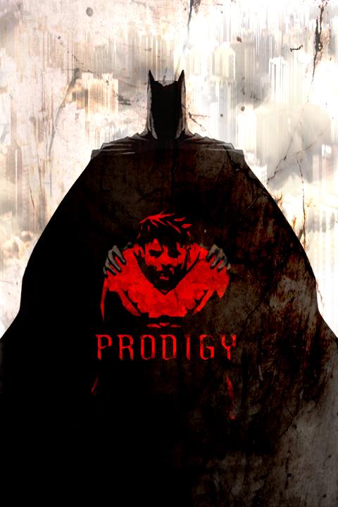 Dick Grayson and the Batman